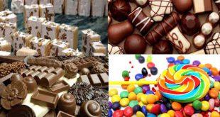 صادرات شکلات درجه یک